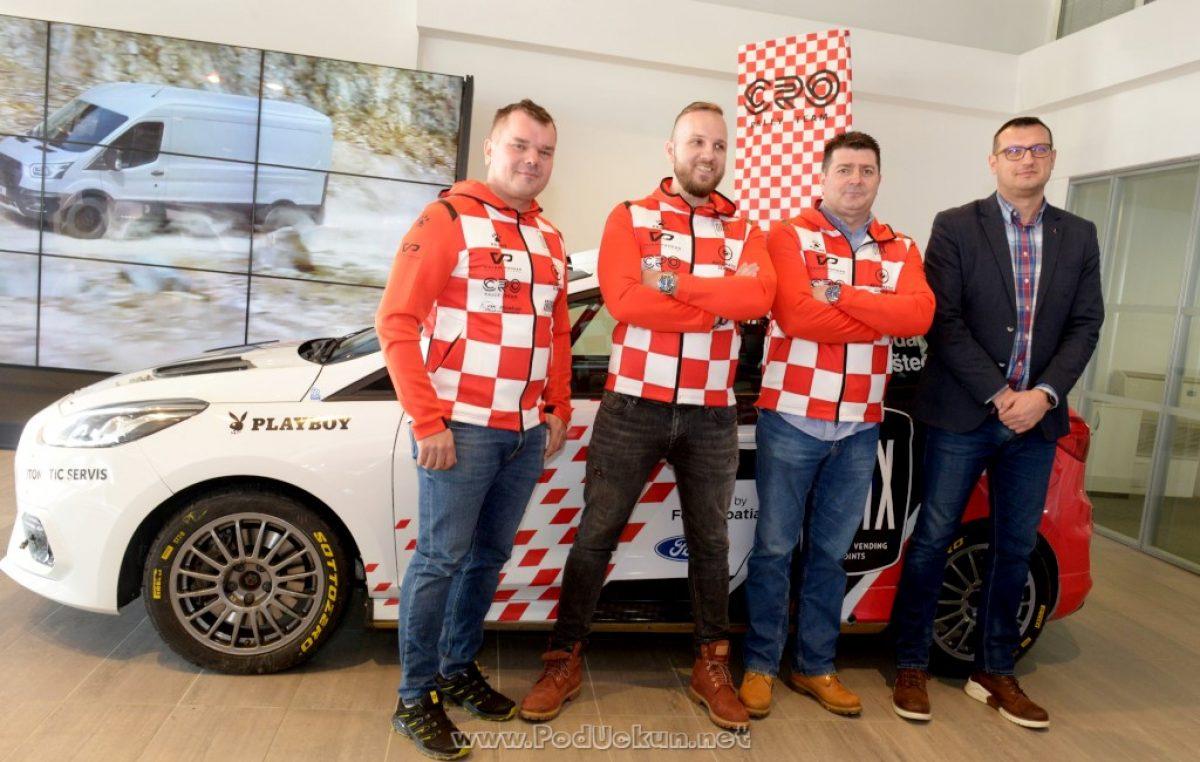 [VIDEO/FOTO] Premijerni nastup na WRC-u Monte Carlo: Posada Prodan / Raštegorac nakon petnaest godina brani boje Hrvatske na prestižnom natjecanju