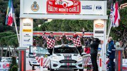 [VIDEO/FOTO] Završen 89. Rally Monte Carlo – Ogieru osmo slavlje u kneževini, Prodan i Raštegorac okreću se WRC Croatia Rallyju