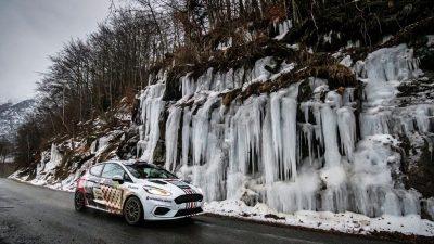[VIDEO] WRC Monte Carlo – Rally posada Prodan / Raštegorac unatoč problemima na prvom brzincu okončala drugi dan natjecanja 8. mjestom u klasi