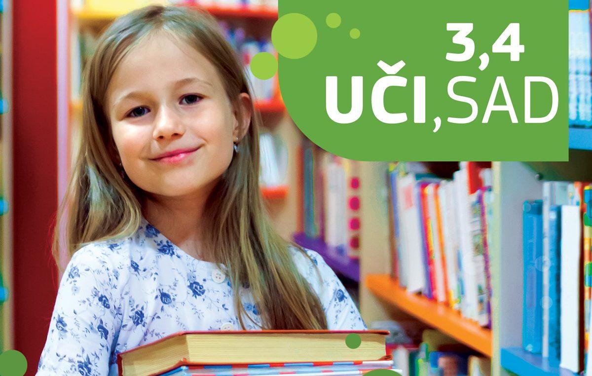 Projekt '3, 4 uči, sad' Udruge Portić za uspješno učenje, kritičko mišljenje i emocionalni razvoj starijih osnovnoškolaca