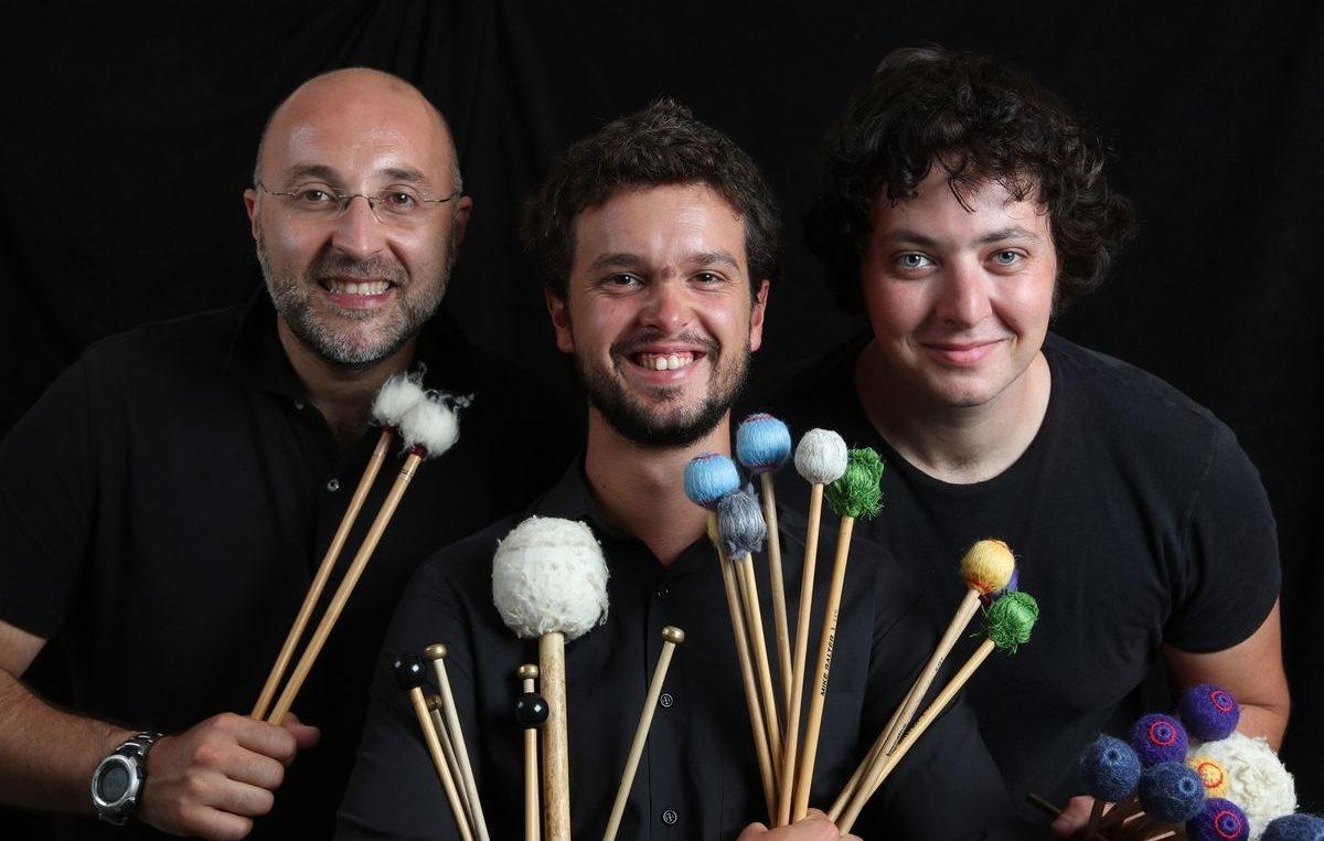 Prvi udaraljkaški koncert u riječkom HNK izvodi 'Percussion team' ovog ponedjeljka