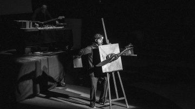 Prošireno kino – U riječko Art kino stiže filmsko-kazališno-glazbeni performans Colonello Futurista