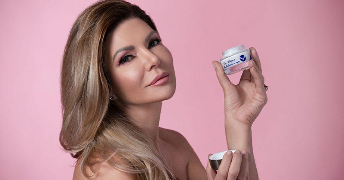 Na tržište stigla vitaminska krema za lice s potpisom Vivian Jurković – Zaštitna lica linije proizvoda Daniela i Ema Gračan, te Ivana Delač