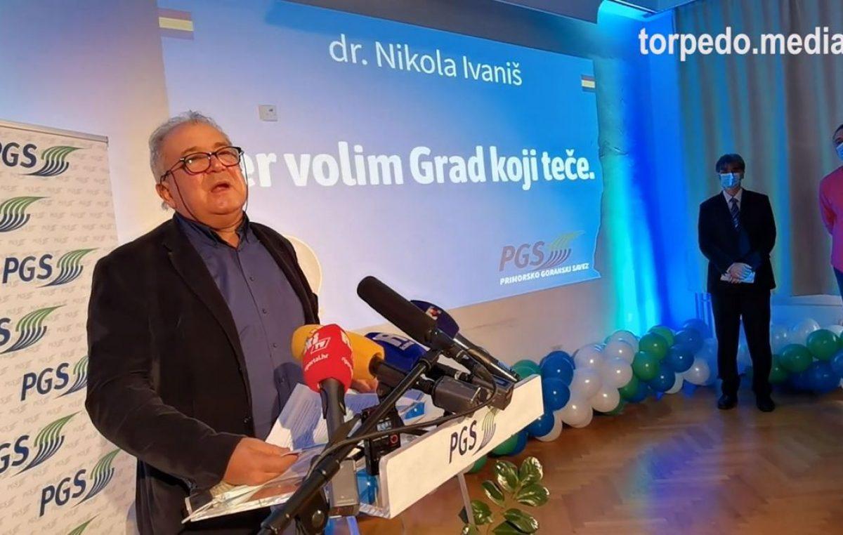 Nikola Ivaniš: Vladimir Mićović sigurno bolje poznaje epidemiološku problematiku od Andreja Plenkovića