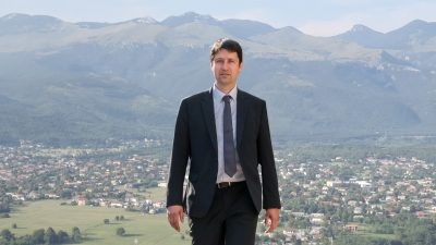 [VIDEO] Načelnik Jelenja Robert Marčelja danas objavljuje kandidaturu za novi mandat