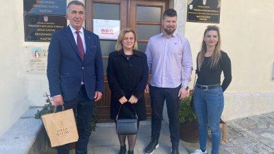 Saborska zastupnica i predstavnici albanske nacionalne manjine posjetili kastavskog gradonačelnika