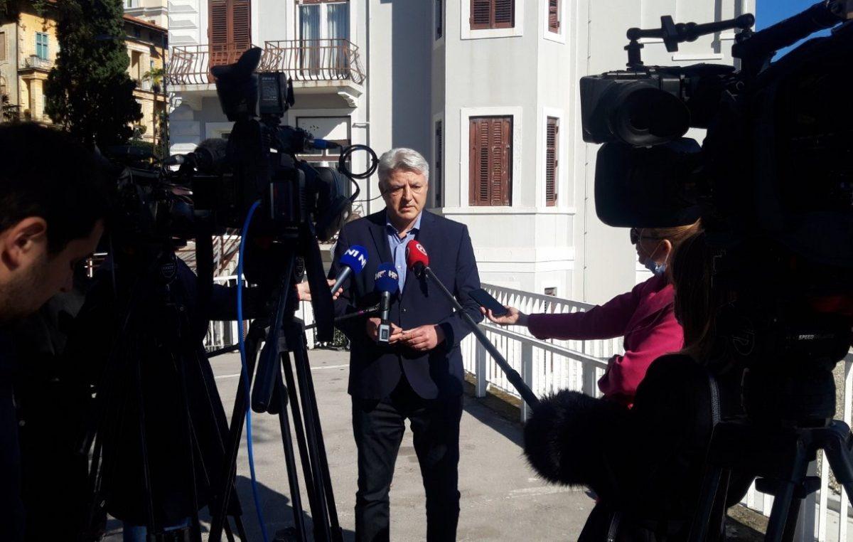 Komadina povodom smrti Milana Bandića: 'Živio je da bude gradonačelnik i umro je kao gradonačelnik'