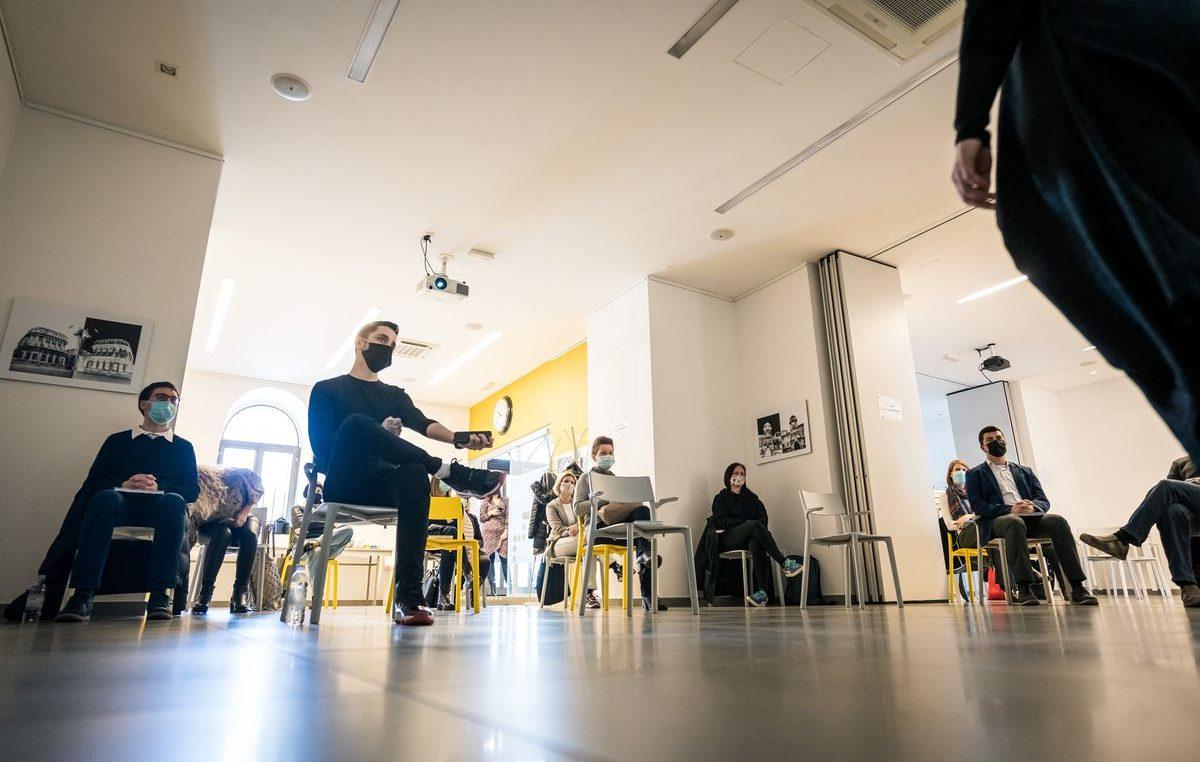 """""""Time to Move"""" u CTK Rijeka: aktivnosti za mlade kao poticaj na aktivno sudjelovanje u lokalnoj i međunarodnoj zajednici"""
