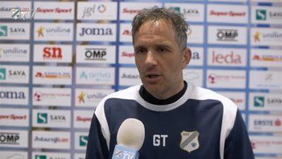 [VIDEO] Goran Tomić uoči Šibenika: Nadam se da smo pobjedom u Gorici dobili dozu samopouzdanja