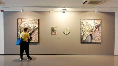 U Galeriji Kortil izložba 'Usporavanje' Lovre Artukovića do 24. travnja