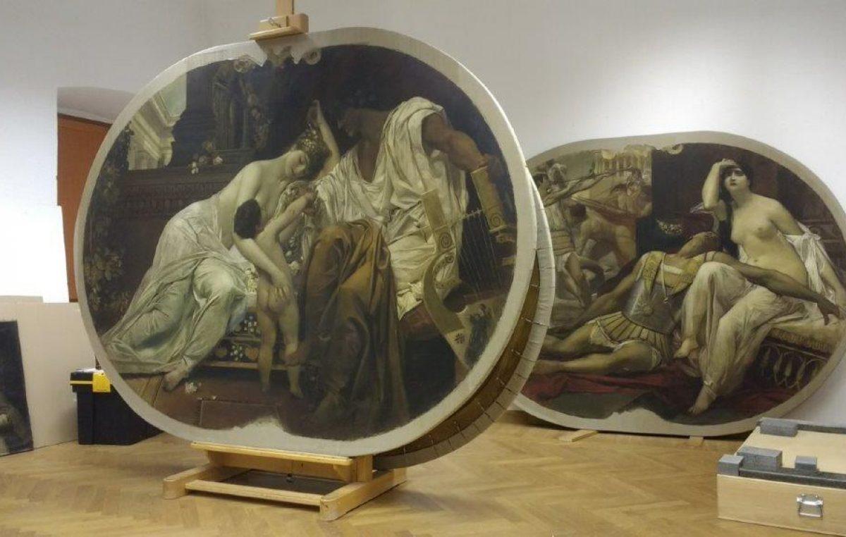 Slučajno otkriće u Muzeju grada Rijeke: četvrta riječka slika Gustava Klimta?