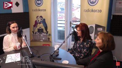 [VIDEO] Udruga Nada u Pink Parlaonici by Ivana Grabar: Tu smo da bismo svojim iskustvom drugima dale nadu