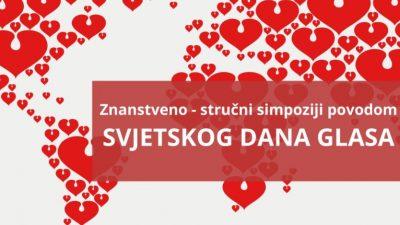 Studij Logopedija i KBC Rijeka sudjeluju u obilježavanju Svjetskog dana glasa