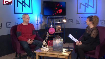 """[VIDEO] U emisiji """"11 manje kvarat"""" gostovao autor knjige """"Zvali su me Industrijska"""" Velid Đekić"""