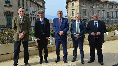 [VIDEO] Zlatko Komadina i Darijo Vasilić predstavili koaliciju za županiju uz slogan 'Izaberi dokazano'