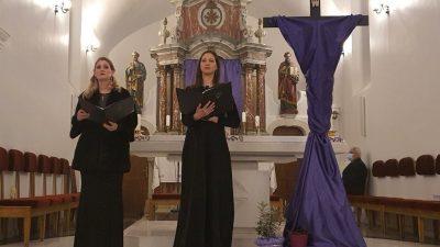 [VIDEO] U Crkvi sv. Lucije održan koncert 'Stabat mater'
