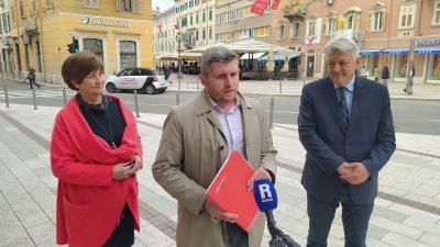 Kandidat za zamjenika župana PGŽ Petar Mamula predao potpise podrške