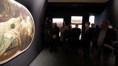 """Povodom Klimtovog rođendana, besplatno vođenje izložbom """"Nepoznati Klimt – ljubav, smrt, ekstaza"""""""