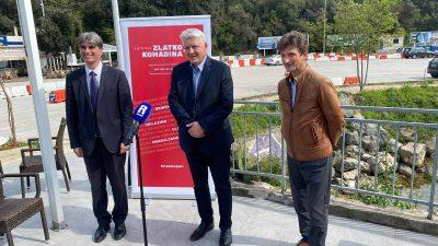 Podrška Darija Vasilića i Roberta Antona Kraljića kandidatu za župana Zlatku Komadini