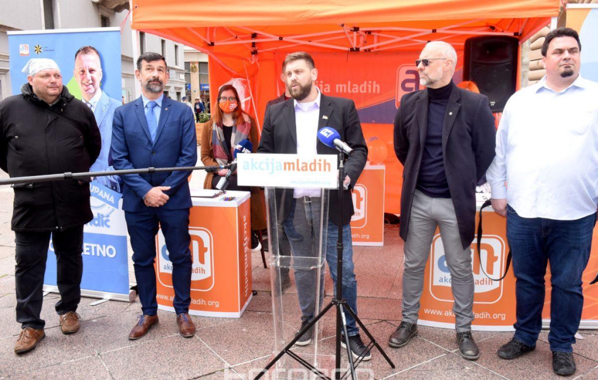 """[VIDEO] Akcija mladih i Unija Kvarnera predstavili """"Rijeku ideja i županiju projekata"""""""