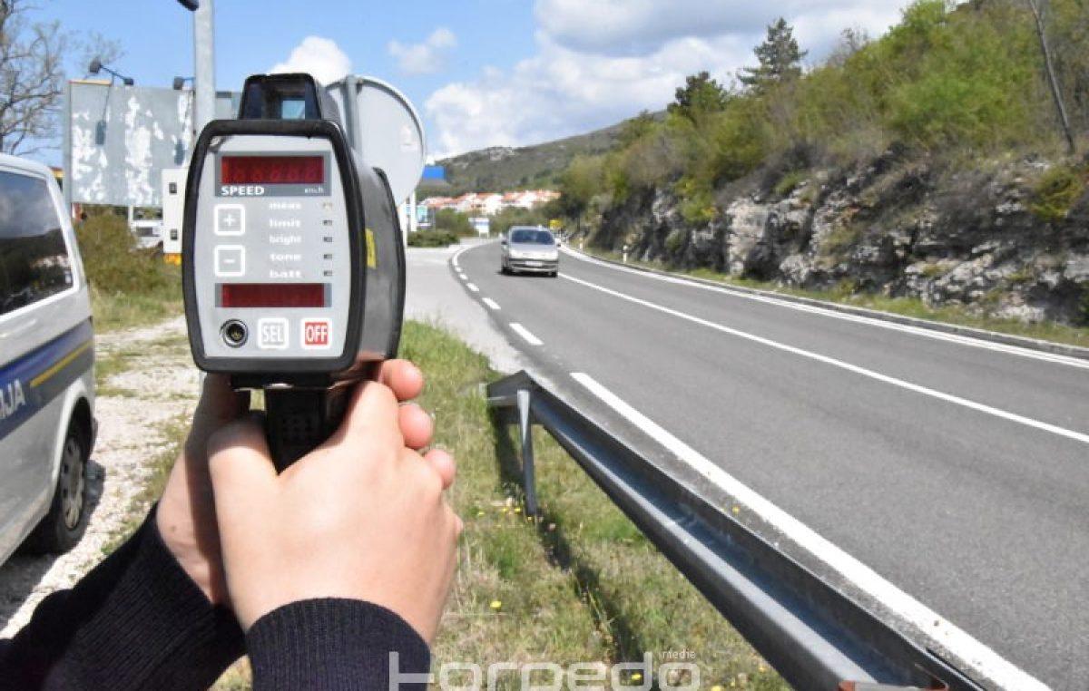 Jurio gotovo 200 na sat na A7; u Crikvenici zaustavljen vozač s više od 2 promila alkohola u krvi