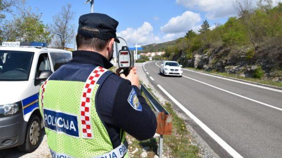 ROADPOL-ovi Dani sigurnosti u prometu: Rezultati nadzora uporabe sigurnosnog pojasa u vožnji, mobitela i drugih uređaja
