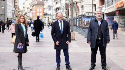 Štimac predstavio svoje zamjenike: 'Maša Magzan i Marin Račić u timu za promjene koje Rijeka toliko dugo čeka'