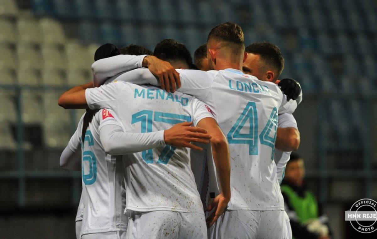 Nogometaši Rijeke pobijedili su na gostovanju Goricu