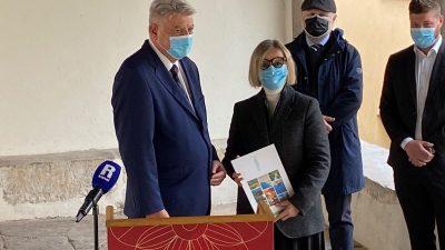 """Nastavlja se suradnja PGŽ i Sveučilišta u Rijeci na projektu """"Karakterizacija autohtonih vinskih sorti Kvarnera"""""""