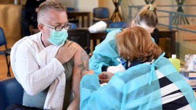 Korona u PGŽ: Brojke i dalje u padu, cijepljena gotovo trećina stanovnika