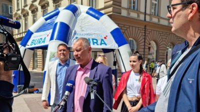 Hrvoje Burić: Vraćanje poslova financijerima kampanja već počinje