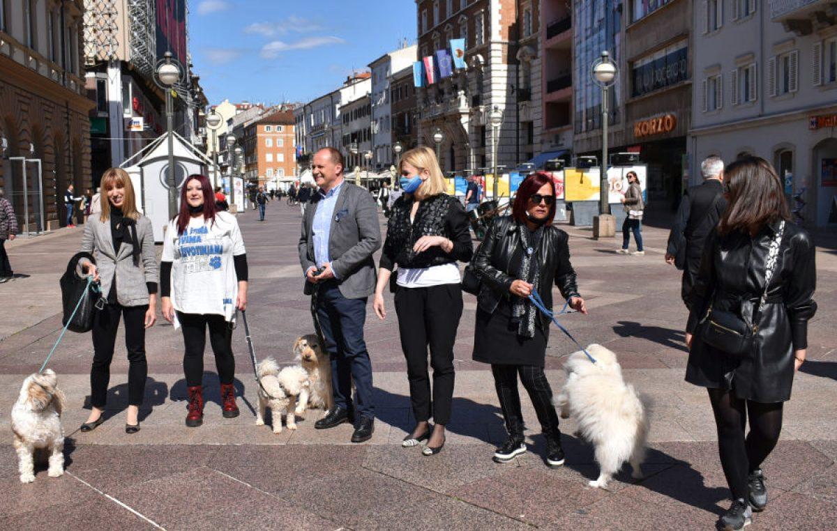 Da štima psima: Davor Štimac predstavio program brige o kućnim ljubimcima