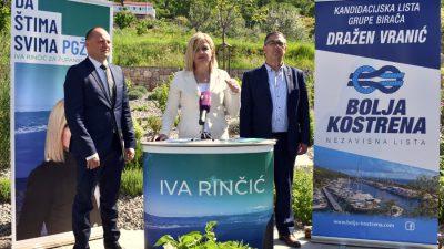 Kostrena: Rinčić, Vranić i Štimac najavili izgradnju doma za starije i veću brigu za umirovljenike