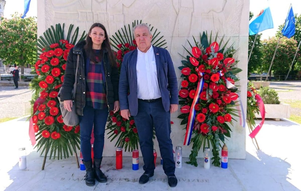 Nikola Ivaniš i PGS obilježili Dan oslobođenja Rijeke