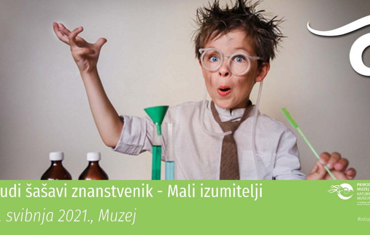 Budi šašavi znanstvenik: radionica za djecu ove subote u Prirodoslovnom muzeju Rijeka