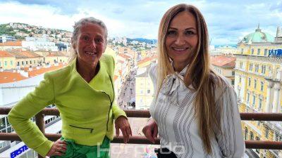 """[VIDEO RAZGOVOR] Katarina Zaraj, opatijska """"zimska plivačica"""" u Pink Parlaonici: """"More i sunce ne postoje samo ljeti"""""""