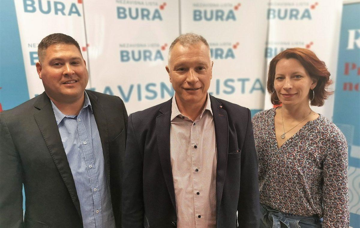 Bura predstavila svojih prvih 100 dana – novi kolodvor, vrtići za sve i besplatni za one starije od tri godine
