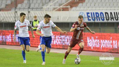 Hajduk nadigrao Rijeku u splitskoj 'golijadi'