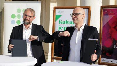 Kultura je pola zdravlja: potpisan ugovor o suradnji HNK Ivana pl. Zajca i Klastera zdravstvenog turizma