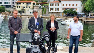 Dario Vasilić i PGS podržali Mirelu Marunić za načelnicu Općine Kostrena