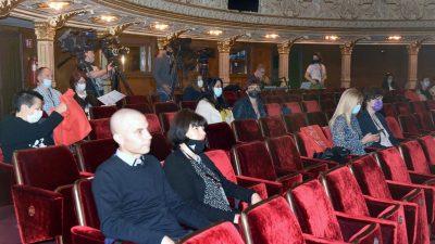"""[FOTO] Međunarodna konferencija """"Prevencijom do kulture nenasilja"""" održana u HNK Ivana pl. Zajca"""