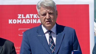 Župan Komadina na posljednjem press kolegiju u aktualnom mandatu: Epidemiološki smo sve bliže zelenom, nastavljamo s ulaganjima i novim projektima