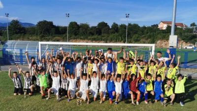 U Viškovu održan Memorijalni nogometni turnir Vladimir Jardas