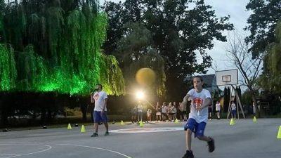 """Sportski kamp """"Let's play"""" i ove godine okupio mnoštvo mladih"""