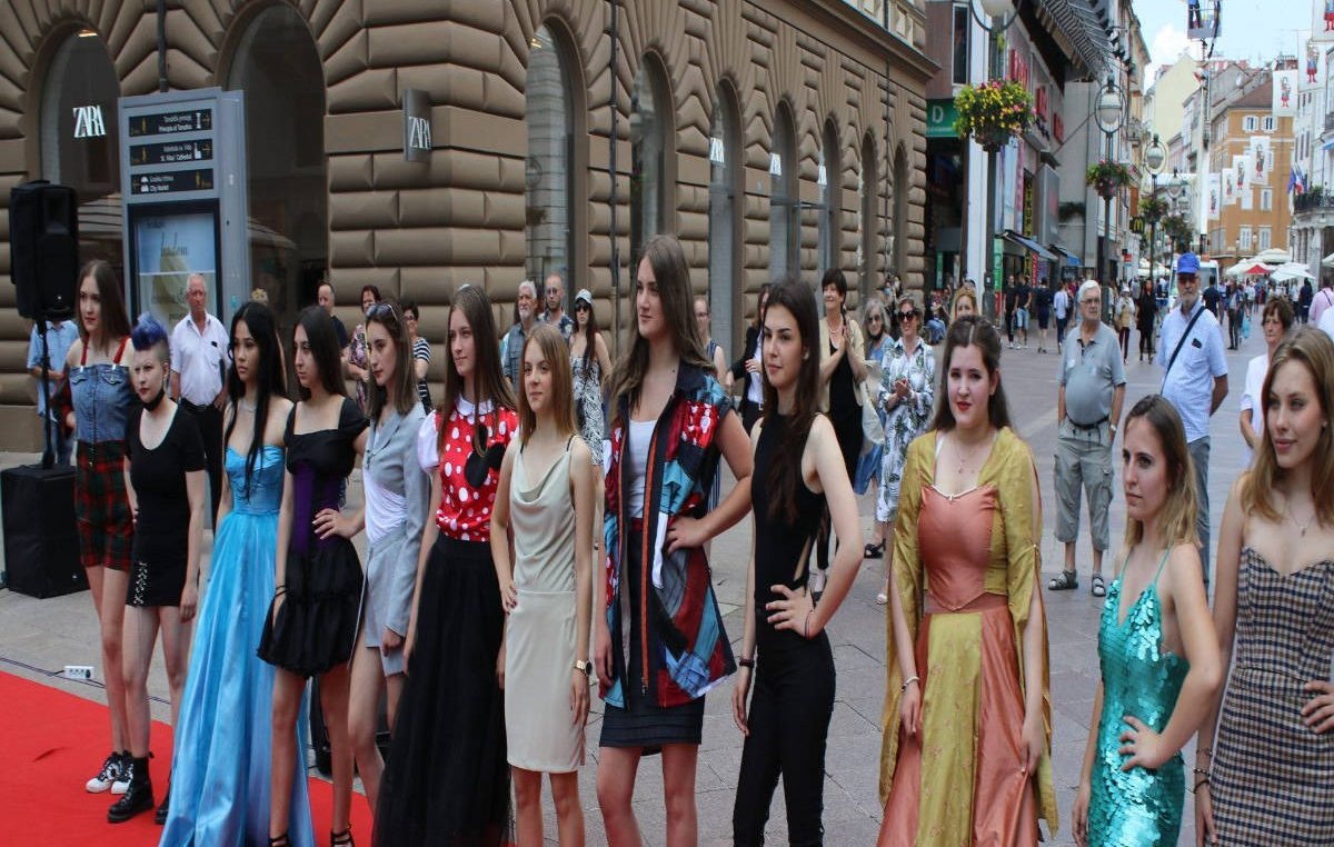 Umjetničke škole oživjele Korzo