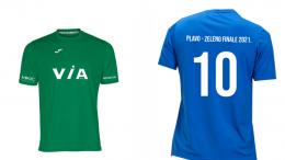 U ovim dresovima će istrčati nogometaši u Plavo-zelenom finalu
