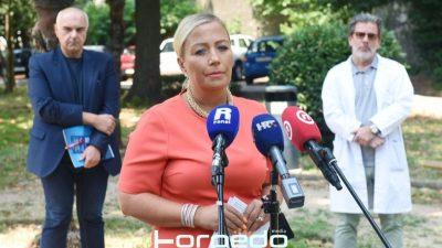 [FOTO] KBC Rijeka predstavio bolničke putovnice za osobe s poremećajem iz spektra autizma