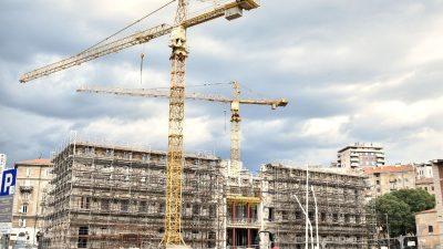 [FOTO] Nova Gradska knjižnica u Benčiću dobila stepenište i prvi kat