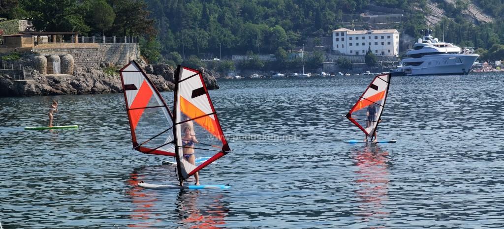 video festival rekreacije spustio se do mora voloscanski morski dir kao pun pogodak