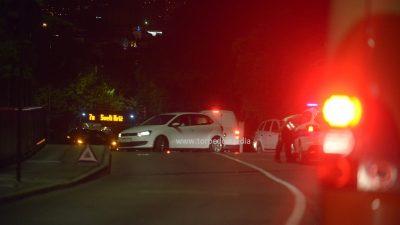 Krš i lom u Kumičićevoj ulici – Prilikom nepropisnog pretjecanja razbio dva vozila